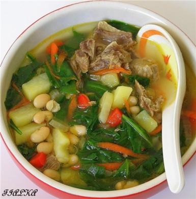 Суп Чили кон карне в мультиварке - простой и вкусный ...